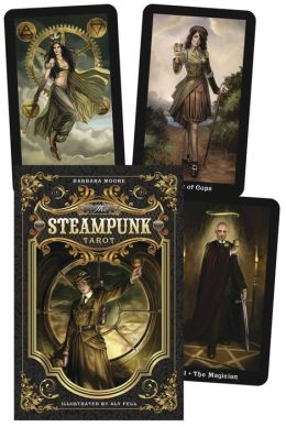 The Steampunk Tarot By Barbara Moore 9780738726380