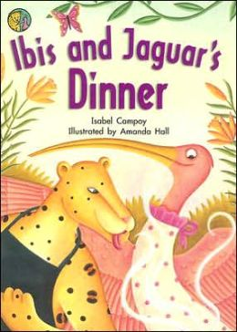 Ibis and Jaguar's Dinner