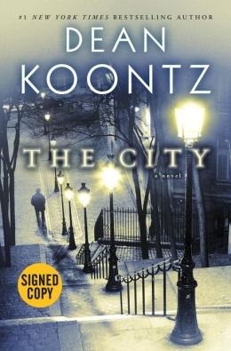 The City (Signed Book)