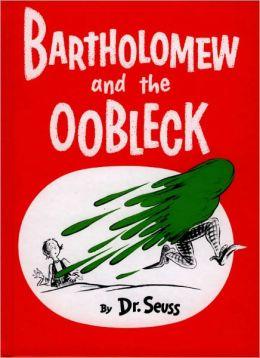 how to make oobleck without cornstarch instructions