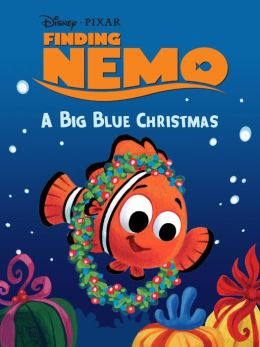 A Big Blue Christmas Finding Nemo By Disney