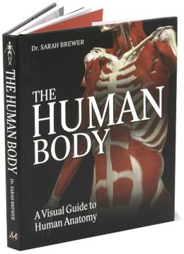 The Human Body: A Visual Guide to Human Anatomy (Metro Books Edition)