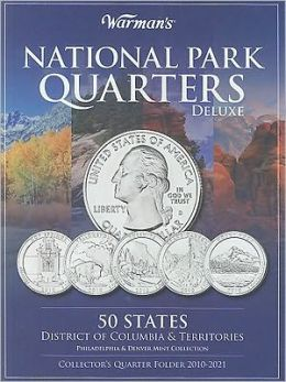 National Parks Quarters Deluxe: 50 States + District of ...