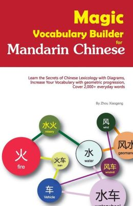 Magic Vocabulary Builder for Mandarin Chinese: Learn the Secrets of Chinese Lexicology with