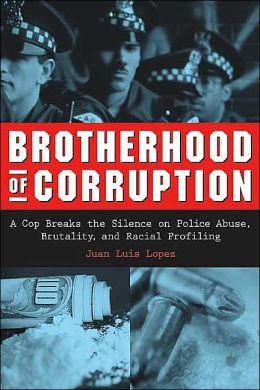 book cover for Brotherhood of Corruption