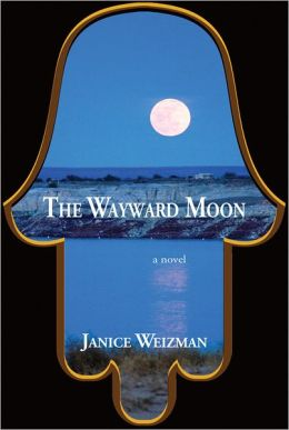 book cover for Wayward Moon