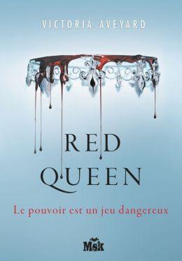 Red Queen (en français) by Victoria Aveyard ...