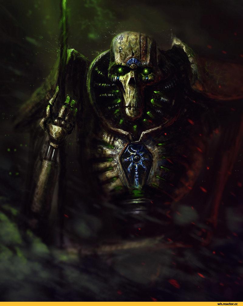 Warhammer 40000,warhammer40000, warhammer40k, warhammer 40k, ваха, сорокотысячник,фэндомы,necron,jacobtwitchell