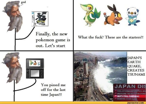 Finally, the new pokemon game is out. Let's startr I/What ...