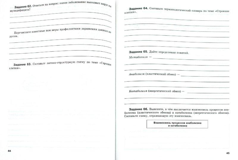 биология книга для учителя 6 класс