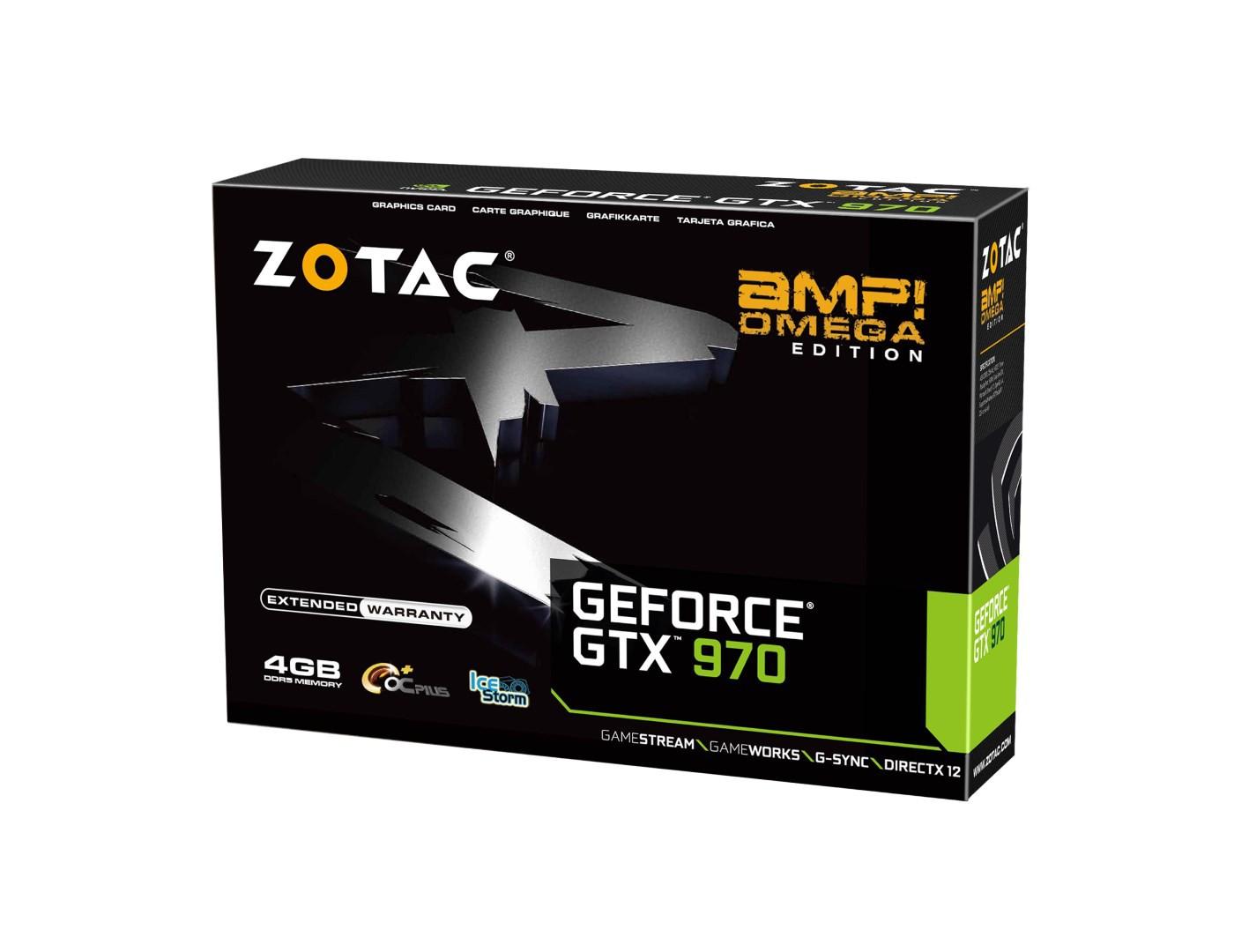 Zotac Geforce Gtx 970 Amp Omega Test Complet