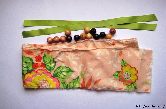 Margele textile o fac singur. Clasa Master (9) (700x526, 230KB)