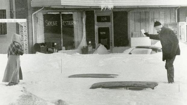 10 самых сильных снегопадов в истории Земли