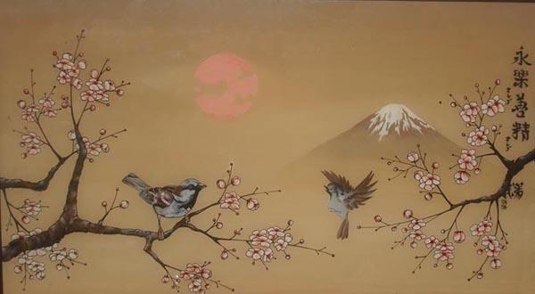 Япония, японские рисунки. Обсуждение на LiveInternet ...