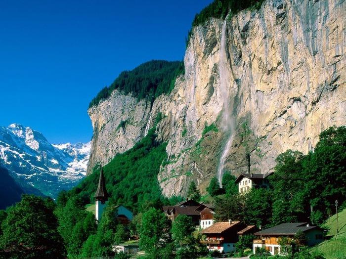 Лучшие виды Швейцарии 7