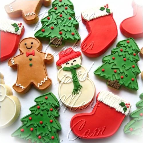 новогодняя выпечка, новогоднее печенье, новогодние идеи подарка