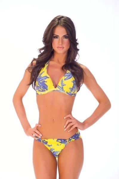 Мисс США: фотографии участниц конкурса красоты в купальниках