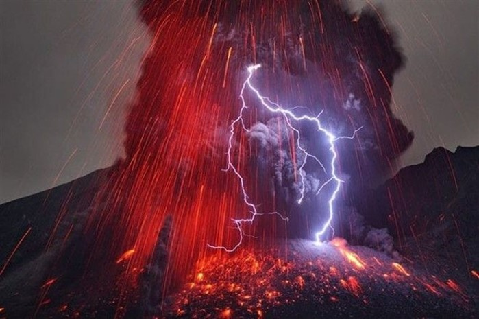 20 явлений природы, захватывающих дух своим ошеломительным видом