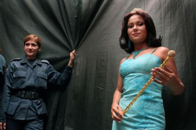 На каком жаргоне общаются женщины зэки в России?