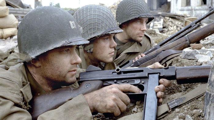 Топ 5 лучших голливудских военных фильмов