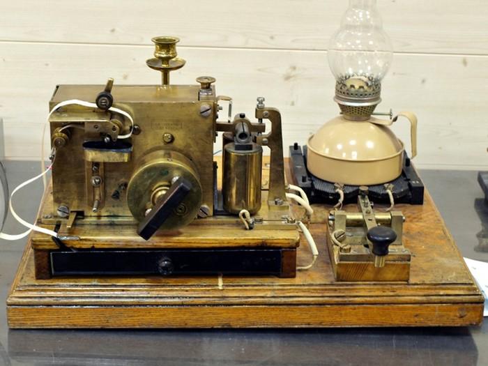 Изобретение телеграфа. Сложности развития телеграфа в России