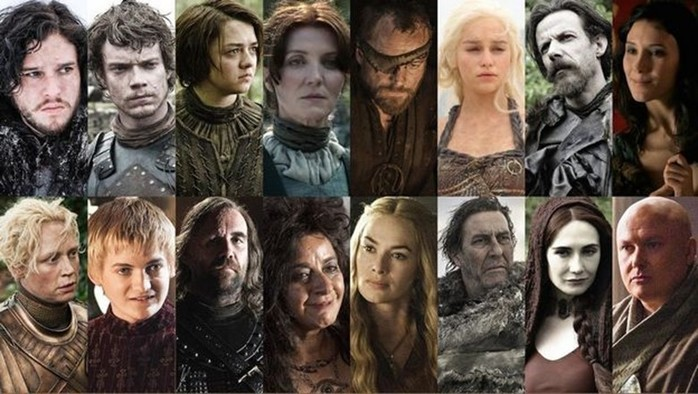 7 персонажей «Игры престолов» из вашего офиса