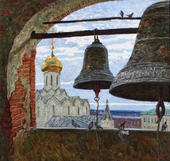 Художники Алексей и Сергей Ткачёвы. Яркие краски России
