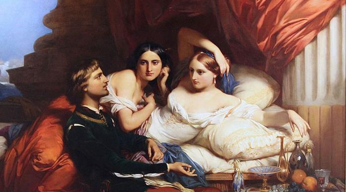 Самые развратные царственные женщины истории