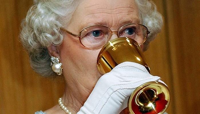 Королевское меню! Чем питается королева Елизавета