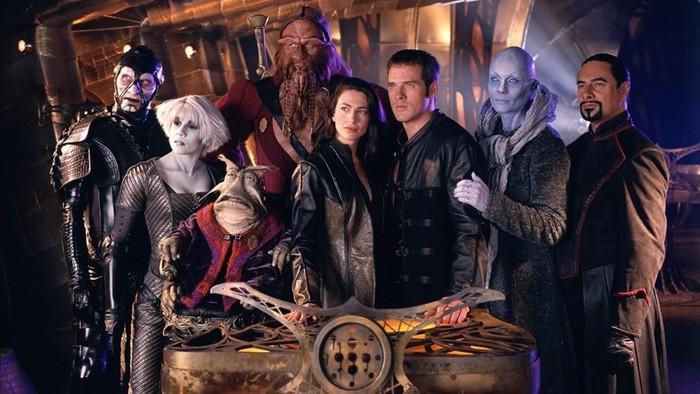 Топ 10 лучших фантастических сериалов!