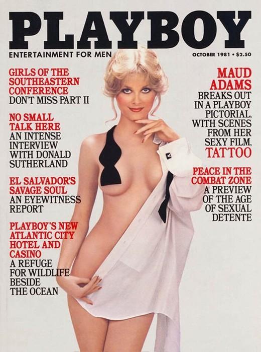Обложки Playboy украсили те же модели через 30 лет после первого выпуска