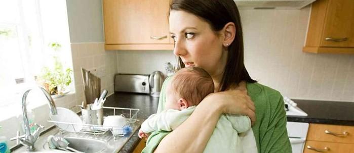 Как молодой маме построить личную жизнь?
