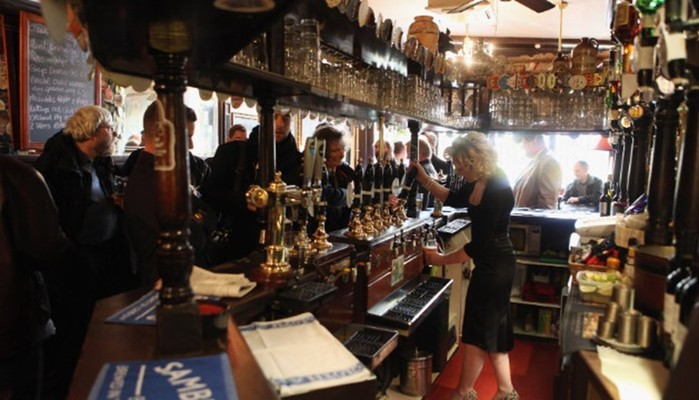 Классические алкогольные напитки в топ 10 самых пьющих странах мира