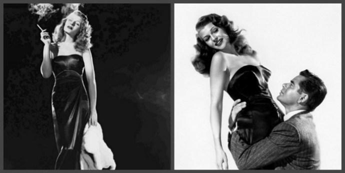 Знаменитые черные платья актрис в культовых фильмах