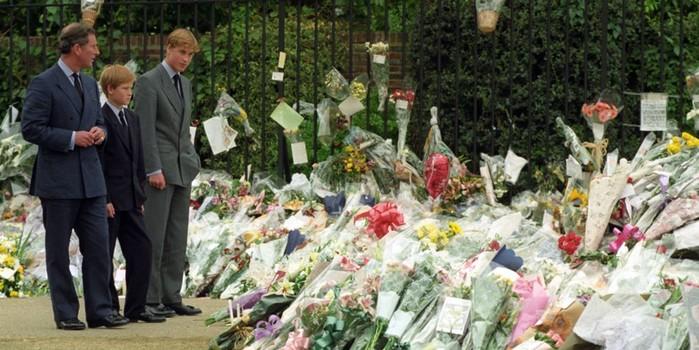 Принцы Уильям и Гарри: «Мы не смогли защитить нашу мать»