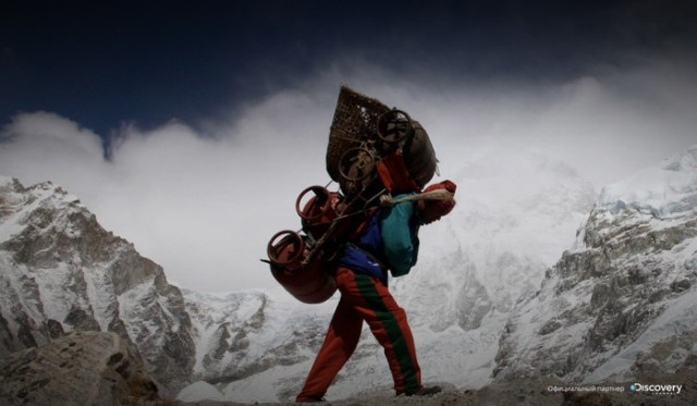 Шерпы   непризнанные герои Эвереста