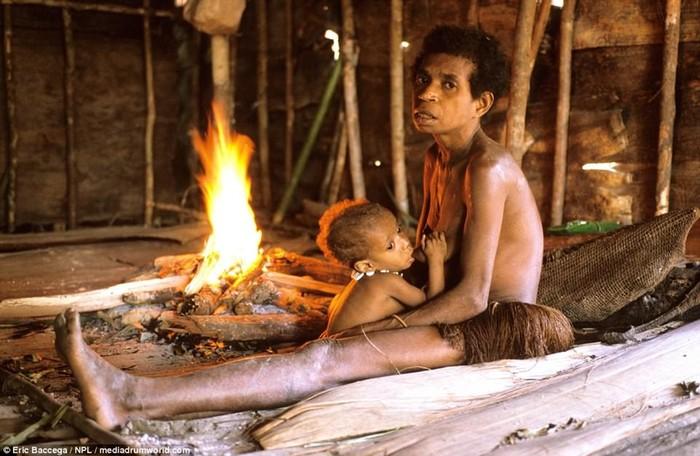 Короваи: путешествие фотографа в гости к людоедам Индонезии
