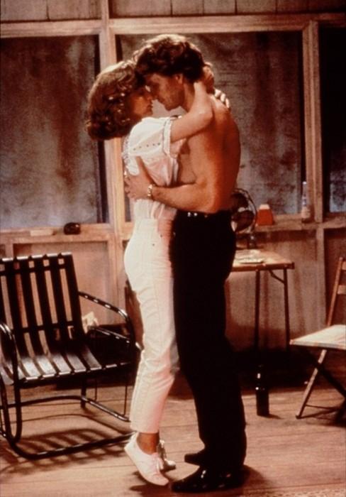 Что осталось за кадром фильма «Грязные танцы»