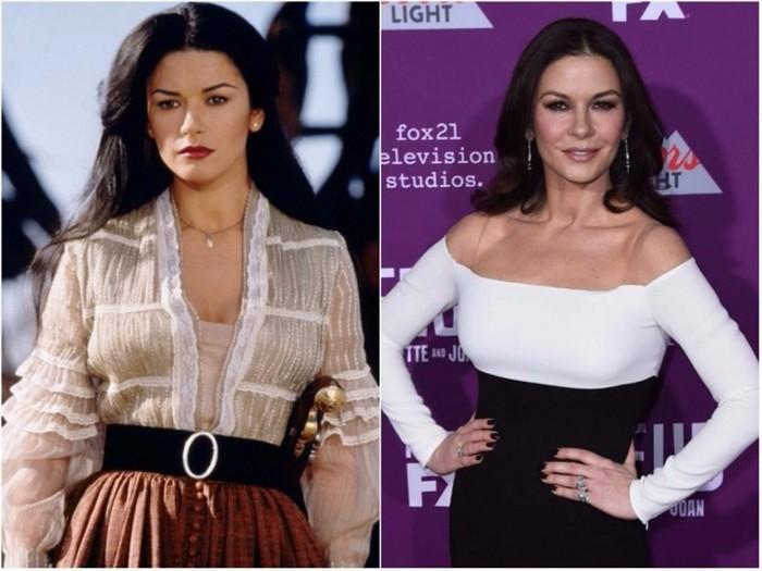 Прошло 25 лет: знаменитости тогда и сейчас