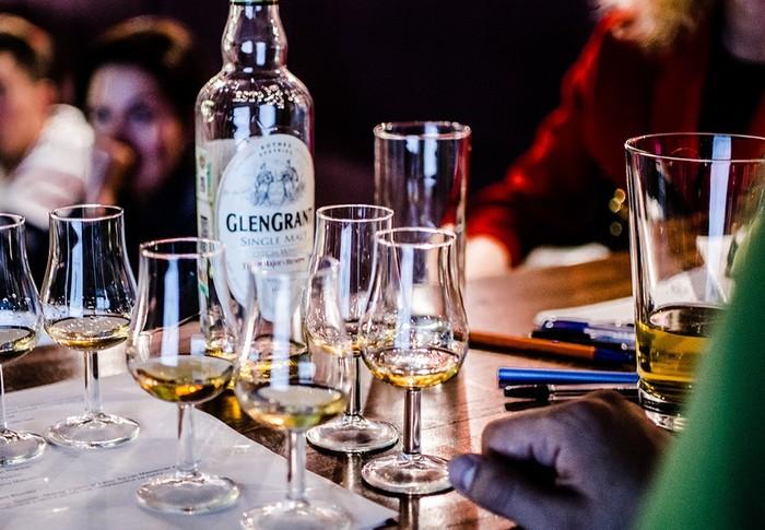 Виски Glen Grant   для истинных ценителей эксклюзива