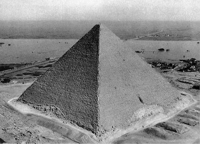 Зачем строили пирамиды