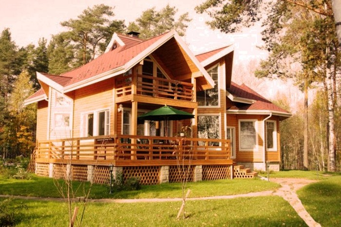 Деревянный дом: советы по эксплуатации