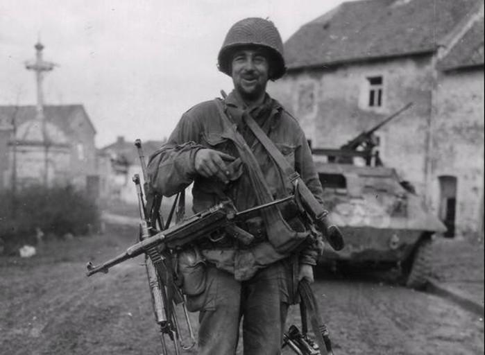 Как американские солдаты проявили себя на Второй мировой