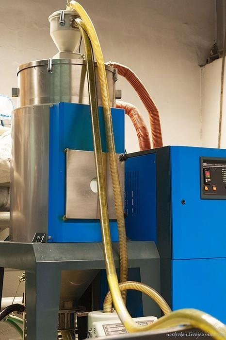 Как делается живое пиво на заводе в Норильске