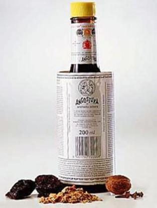 «Неведомая» ангостура   популярный алкогольный напиток из Венесуэлы