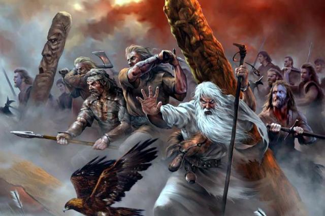 Кровавая история Руси   это сплошная катастрофа?