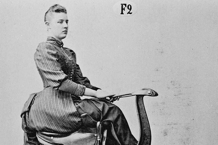 Тренажёры викторианской эпохи