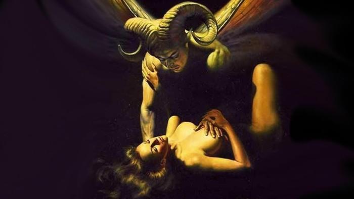 Секс с демоном в реальности