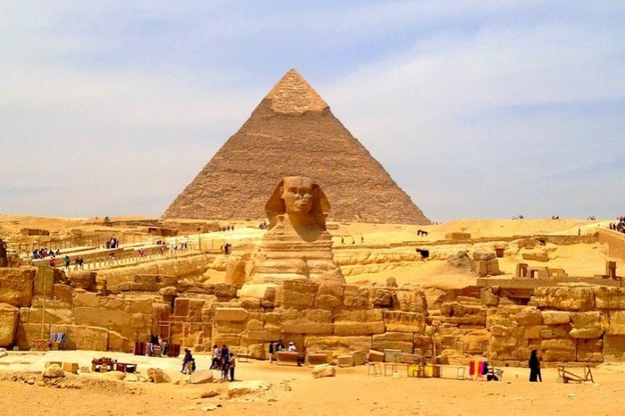 Загадка строительства Великой пирамиды в Гизе раскрыта