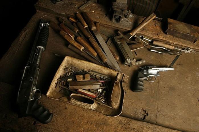 Кустарное производство оружия на Филиппинах